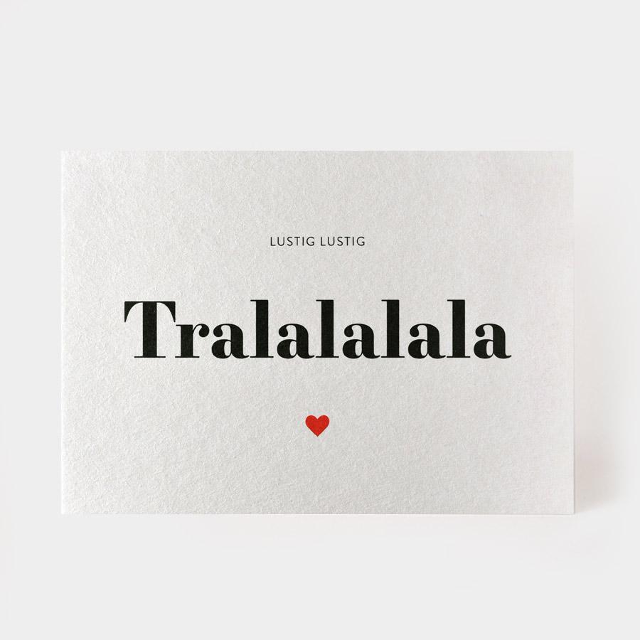 LUSTIG TRALALALALA