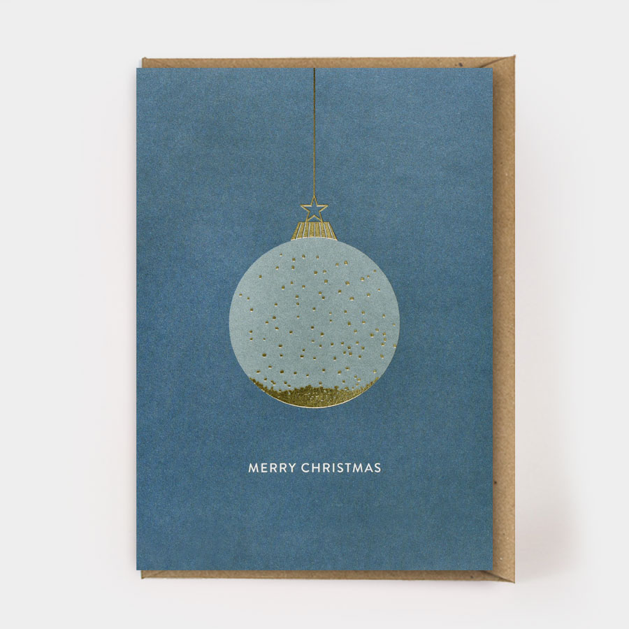 MERRY CHRISTMAS KUGEL