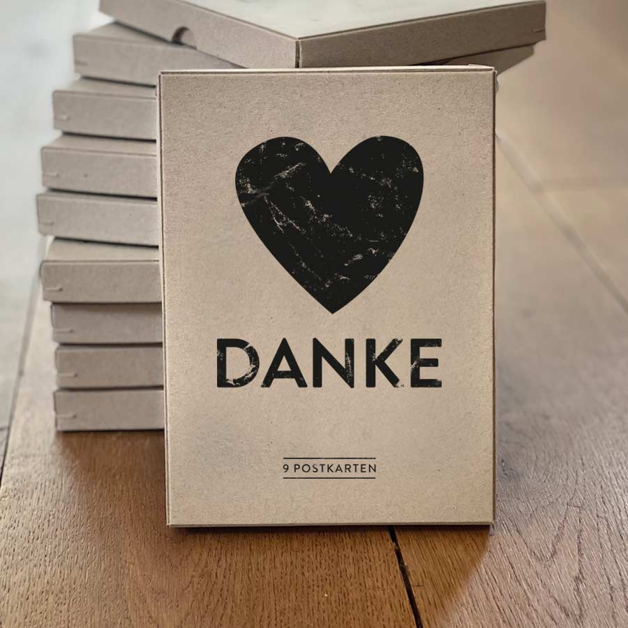 DANKE (Geschenkbox)