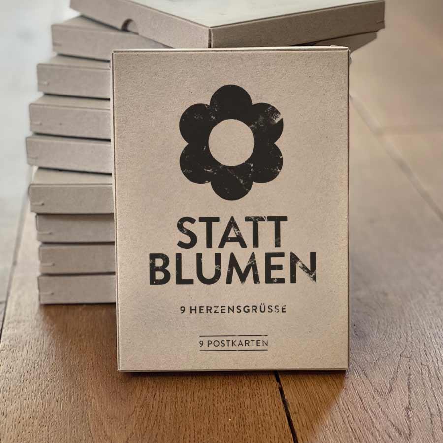 STATT BLUMEN (Geschenkbox)